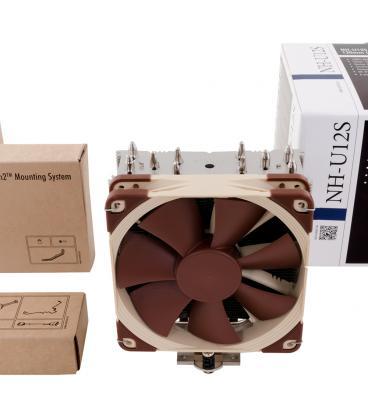 REFRIGERADOR CPU NOCTUA NH-U12S MULTISOCKET INTEL/AMD - Imagen 1