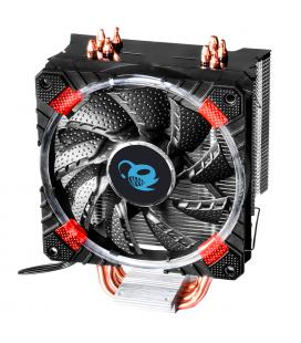 REFRIGERADOR CPU COOLBOX DEEP CYCLONE LED MULTISOCKET INTEL/AMD