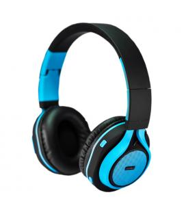 AURICULARES COOLBOX COOLHEAD BLUETOOTH AZUL