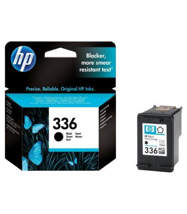 TINTA HP C9362E Nº 336 NEGRO - Imagen 1