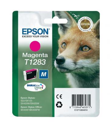 TINTA EPSON C13T12834010 MAGENTA S22/SX420/425/BX3 - Imagen 1