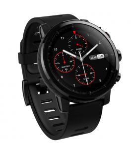 Reloj inteligente huami amazfit stratos - pantalla 3.4cm cristal templado - bt - sensor frecuencia cardiaca - gps -