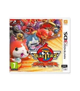 JUEGO NINTENDO 3DS YOKAI WATCH BLASTERS GATO - Imagen 1