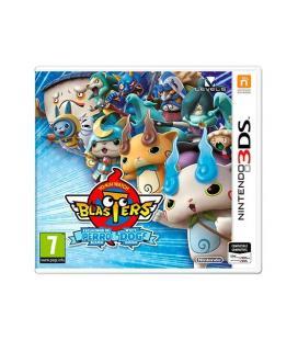 JUEGO NINTENDO 3DS YOKAI WATCH BLASTERS PERRO - Imagen 1