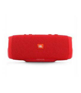 ALTAVOZ JBL SPEAKER CHARGE 3 BLUETOOTH ROJO