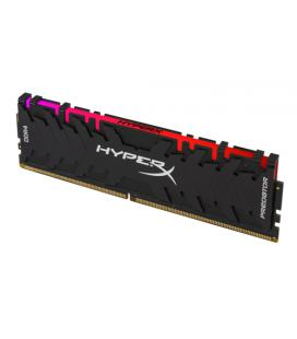 MEMORIA KINGSTON HYPERX PREDATOR DDR4 8GB KIT2 3600MHZ RGB