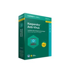 Kaspersky Lab KL1171S5CFR-9 Español Full license 3licencia(s) 1año(s) seguridad y antivirus