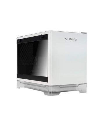 TORRE MINI ITX 600W IN WIN A1 BLANCO - Imagen 1