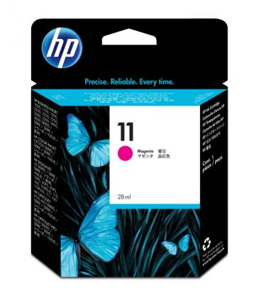 HP Cartucho de tinta original 11 magenta - Imagen 1