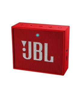 ALTAVOZ JBL GO BLUETOOTH ROJO