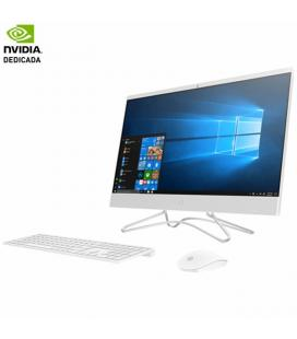 "PC ALL IN ONE HP 24-F0006NS - I5-8250U 1.6GHZ - 8GB - 1TB+128GB SSD - GEFORCE MX110 2GB - 23.8"" - W10"