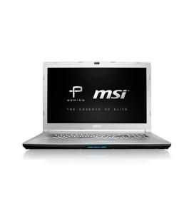 "MSI PE72-060ES i7-8750H 8GB 256+1TB 1050 W10 17.3"""