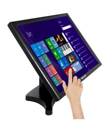 """iggual MTL19B monitor LCD Táctil 19"""" SXGA USB - Imagen 1"""