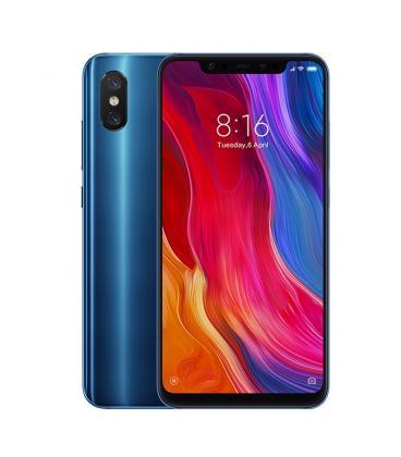"XIAOMI Mi 8 6.21"" FHD OC2.8GHz 64GB 4G Azul - Imagen 1"
