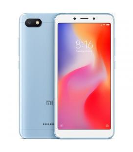 "XIAOMI Redmi 6A 5.45"" HD OC2.0GHz 32GB 4G Azul"
