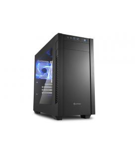 Sharkoon S1000 Window Negro carcasa de ordenador
