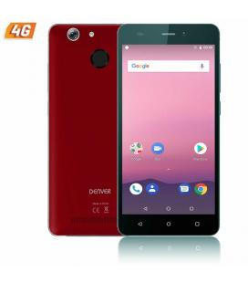 SMARTPHONE DENVER SDQ-55044L RED -