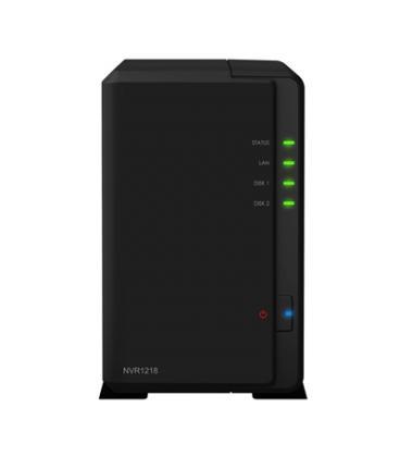 SYNOLOGY NVR1218 Network Video Recorder - Imagen 1