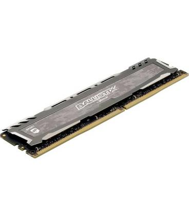MEMORIA CRUCIAL DIMM DDR4 4GB 2666MHZ (PC4-21300) CL16 SR BALLISTIX SPORT LT GREY