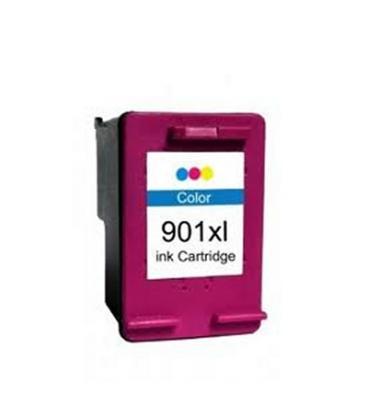 INKOEM Cartucho Reciclado HP N901 XL COLOR - Imagen 1