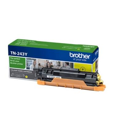BROTHER Tóner TN243Y Yellow HLL3210CW-3230-70 - Imagen 1