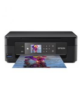 Multifuncion epson inyeccion xp-452 expression home a4/ 33ppm/ usb/ wifi/ wifi direct/ lcd/ tinta independiente/ ranura tarjeta