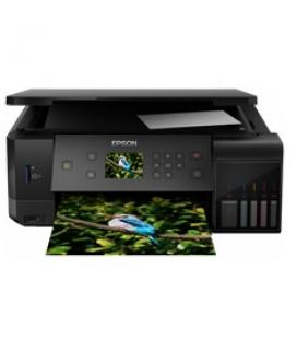 Multifuncion epson inyeccion color ecotank et-7700 a4/ 32ppm/ usb/ red/ wiifi/ wifi direct/ duplex impresion