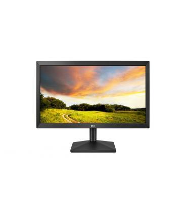 """LG 20MK400A-B 19.5"""" HD LED Mate Plana Negro pantalla para PC - Imagen 1"""