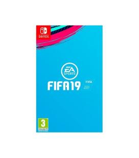 JUEGO NINTENDO SWITCH FIFA 19 - Imagen 1