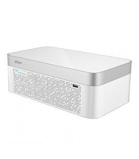 DVR Dahua 5en1 con tecnología IoT H265 4ch 4K@12ips +4IP 8MP 1HDMI 1HDD Bateria