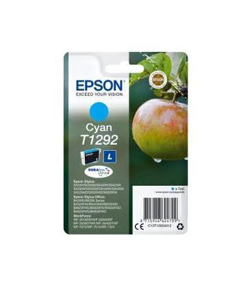 TINTA EPSON C13T12924010 CYAN - Imagen 1