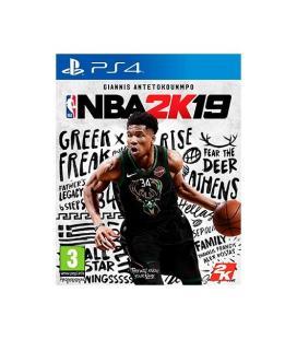 JUEGO SONY PS4 NBA 2K19 - Imagen 1