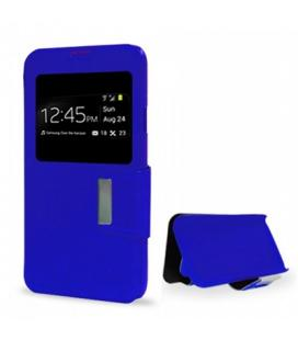 X-One Funda Libro BQ Aquaris X5 Plus Azul