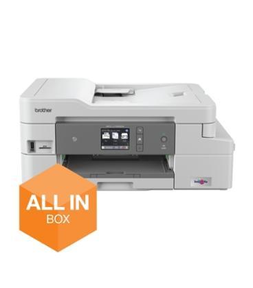 Brother MFC-J1300DW Pack impresora + consumibles - Imagen 1