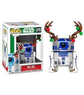 Figura POP Star Wars Holiday R2-D2 with Antlers