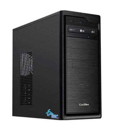 ORD. PROFESSIONAL INTEL I7-7700 ASUS H110M-D 8GB-2133MHZ 1TB DRW / CAJA COOLBOX F800