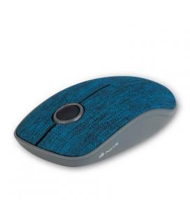 NGS Ratón inalámbrico con sensor óptico de 2.4 GHz