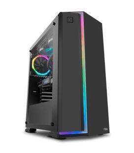 Nox Caja Semitorre ATX Infinity NeonRGB - Imagen 1