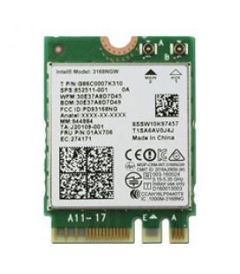 tarjeta wifi intel 3168 1x1ac/ bt/ m.2 2230