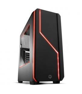ORD. GAMING INTEL I3-8100 GIGA B360M-DS3H 8GB 1TB GTX1050-2GB / CAJA NOX HUMMER