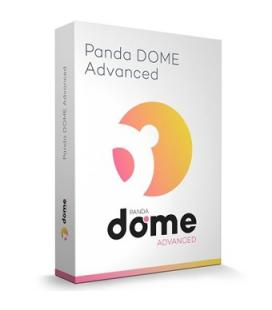 Antivirus panda dome advanced 5 dispositivos 1 año - Imagen 1