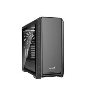 be quiet! Silent Base 601 Negra con Ventana