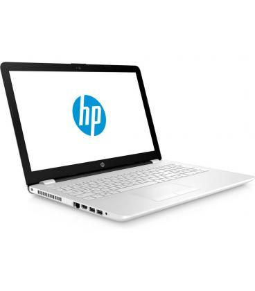 PORTATIL HP 15-BS150NS I3-5005U 15,6HD 8GB S256GB WIFI.N DVD-RW W10 BLANCO NIEVE - Imagen 1
