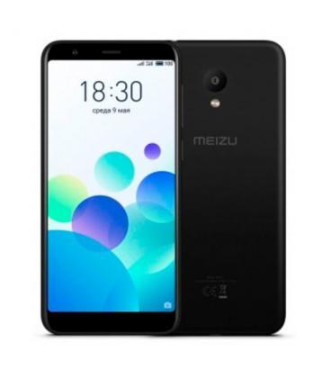 """SMARTPHONE MEIZU M8C 5,45"""" PANT. INFINITA 18:9 QUALCOMM 2GB/16GB BLACK"""