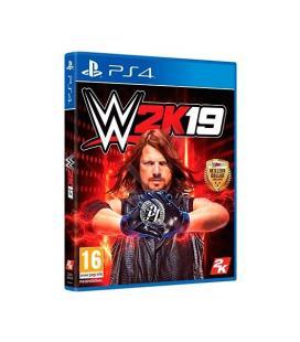 JUEGO SONY PS4 WWE 2K19 - Imagen 1