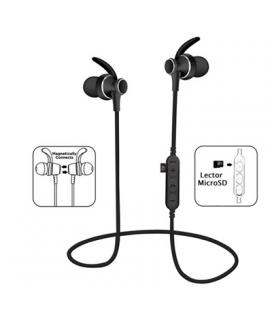 PLATINET AURICULARES IN-EAR SPORT BLUETOOTH microS