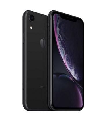 "Apple iPhone XR 6.1"" RetinaHD 128GB Negro - Imagen 1"