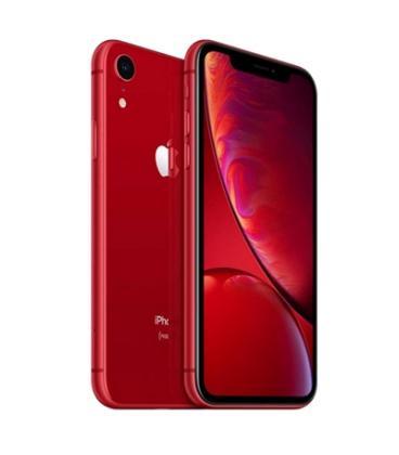 "Apple iPhone XR 6.1"" RetinaHD 128GB Rojo - Imagen 1"