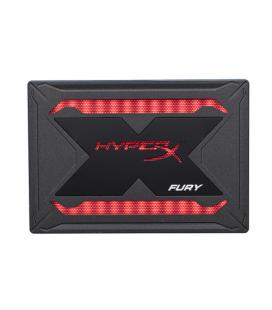 "SSD KINGSTON HYPERX FURY 480G SHFR SATA3 2.5"" RGB BUNDLE"