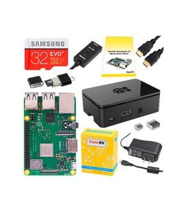 ORDENADOR MINIPC RASPBERRY PI 3 TYPE B+ KIT